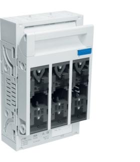 LT150 LT rozłącznik bezpiecz. NH1 3P 250A 690VAC płyta zasilanie/odpływ śruba M10  Hager