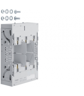LT150U LT podstawa bezpiecz. NH1 3P 250A 690VAC płyta motaż. zaciski śruba M10 Hager