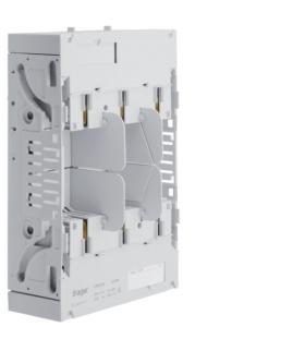 LT153U LT podstawa bezpiecz. NH1 3P 250A 690VAC szyny Cu 60mm zaciski śruba M10  Hager