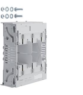 LT250U LT podstawa bezpiecz. NH2 3P 400A 690VAC płyta motaż. zaciski śruba M10 Hager
