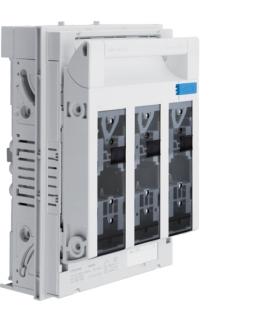 LT254E LT rozłącznik bezpiecz. NH2 3P 400A 690VAC do zasil. mostu szynowego Cu 60mm 3P  Hager