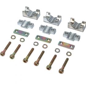 LZ151 LT zestaw zacisków pryzm. do rozłącz. NH1 (3 szt.) 70-150mm² Cu /Al 1 przewód  Hager