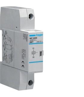MZ528N Wyzwalacz podnapięciowy do wyłączników silnikowych, 230V Hager