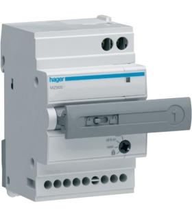 MZ905 Napęd zdalny do MCB 1P/2P/1P+N,  RCBO 2P/4P  Hager