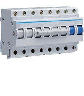 SF463 Modułowy przełącznik zasilania 3P+N I-0-II 63A 400VAC  Hager