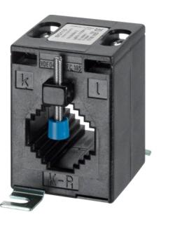 SRB00755 Przekładnik prądowy do sys. szyn zbior. 75/5 2,5VA kl.1 nieleg. wielk. BG115 Hager
