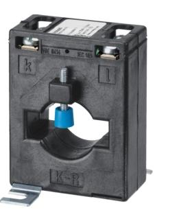 SRI03005 Przekładnik prądowy do sys. szyn zbior. 300/5 5VA kl.1 nieleg. wielk. BG413 Hager
