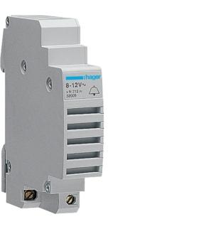 SU212 Dzwonek modułowy 8-12VAC 0,33A 85dBA  Hager