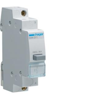 SVN311 Przycisk sterowniczy 1NO Ith 16A 230VAC Hager