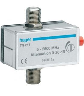 TN211 Moduł tłumienność 0-20dB  Hager
