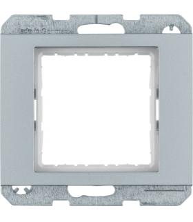 K.5 Zestaw adaptacyjny do modułów systo 45x45mm, stal szlachetna, lakierowana Berker 14407004