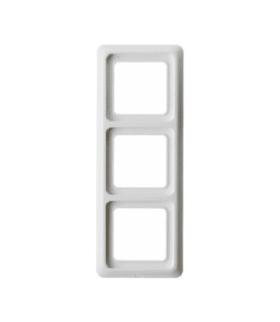 IP44 Ramka 3-krotna z uszczelką, biały Berker 53133009