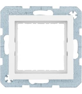 B.x Zestaw adaptacyjny do modułów systo 45x45mm, biały, mat Berker 14401909
