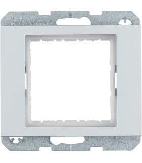 K.5 Zestaw adaptacyjny do modułów systo 45x45mm, aluminium, lakierowany Berker 14407003