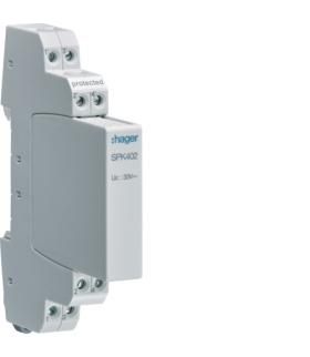 SPK402 SPD Ogranicznik przepięć dla urządzeń 4-20mA 2P Hager