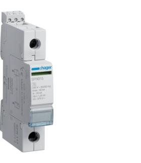 SPN117 SPD Ogranicznik przepięć T2 1P sieć TN/TT In 20kA Up≤1,25kV styk FM Hager