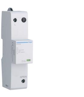 SPN180 SPD Ogranicznik przepięć T1 kombinowany 1P Iimp 25 kA In 25 kA Up ≤ 1,5 kV Hager