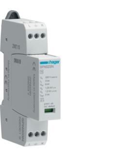 SPN203N SPD Ogranicznik przepięć T3 2P sieć TN-S In 3kA Up≤1,25kV Hager
