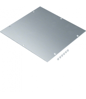 tehalit.UK Pokrywa montażowa dla UD roz.3 pełna stal ocynkowana  Hager UDM3000BLD