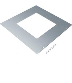 tehalit.UK Pokrywa montażowa dla UD roz.3 Q06 200x200mm stal ocynkowana  Hager UDM3200Q06