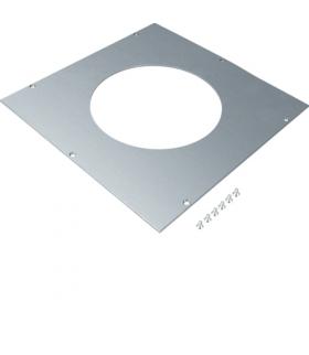tehalit.UK Pokrywa montażowa dla UD roz.3 R06 fi215mm stal ocynkowana  Hager UDM3215R06