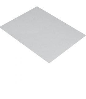 tehalit.VE-EE Wypełnienie kartonowe pokrywy dla cieńszych wykł 1mm VDE09  Hager VDDEE09P1