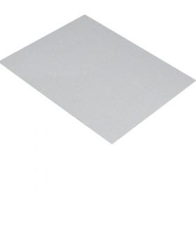 tehalit.VE-EE Wypełnienie kartonowe pokrywy dla cieńszych wykł 2mm VDE09  Hager VDDEE09P2