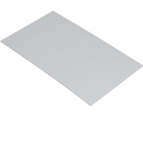 tehalit.VE-EE Wypełnienie kartonowe pokrywy dla cieńszych wykł 1mm VE09  Hager VEDEE09P1
