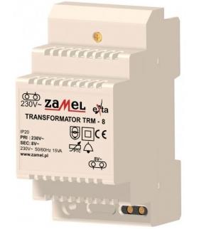 TRANSFORMATOR TRM-8 230 / 8V AC 15 VA