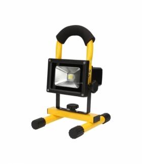 Naświetlacz roboczy z akum., 600lm, ROBOTIX LED