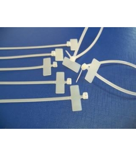 GTK100MC Opaski kablowe z opisem 100x2.5