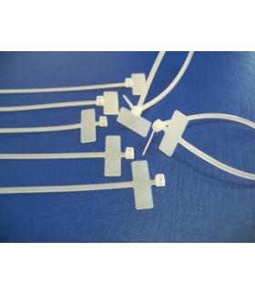 GTK300STC Opaski kablowe z opisem 270x4,6