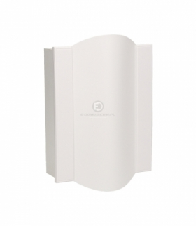 Dzwonek Gong Ton Color - Biały 230V
