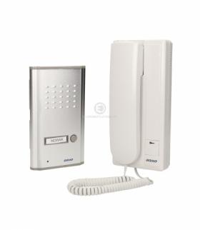 Zestaw domofonowy jednorodzinny, podtynkowy, FOSSA
