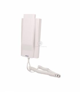 Unifon do rozbudowy domofonów z serii FORNAX, biały Orno OR-DOM-JJ-926UD/W