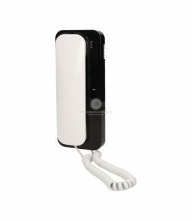 Unifon wielolokatorski cyfrowy CYFRAL do instalacji 2-żyłowych, SMART-D, biało-czarny Orno SMART-D BI-CZ