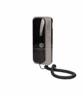 Unifon wielolokatorski cyfrowy CYFRAL do instalacji 2-żyłowych, SMART-D, czarno-szary Orno SMART-D CZ-SZ