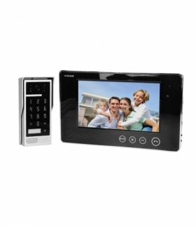 Zestaw wideodomofonwy z szyfratorem CRUX