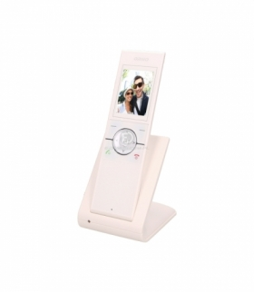 Słuchawka do rozbudowy wideodomofonu SEMIS MEMO Orno OR-VID-XE-1051PMV/W