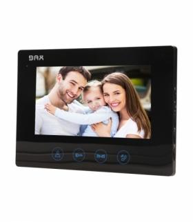 """Wideo monitor bezsłuchawkowy, kolorowy, LCD 7"""", do zestawu z serii PLUTON Orno VDP-50MV"""