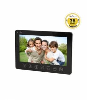 """Wideo monitor bezsłuchawkowy, kolorowy LCD 7"""" EX-1033MV"""