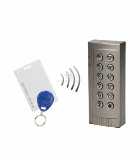 Zamek szyfrowy z czytnikiem kart i breloków zbliżeniowych OR-ZS-806