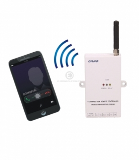 Kontroler GSM do sterowania bramą Orno OR-SA-1722