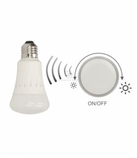 Żarówka LED ze ściemniaczem sterowana bezprzewodow