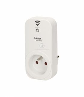 Gniazdo centralne sterowane bezprzewodowo WiFi ORNO Smart Living