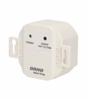 Włącznik podtynkowy (dopuszkowy) ON/OFF sterowany bezprzewodowo ORNO Smart Living