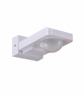 Czujnik ruchu 360st. IP65, 2000W, zasieg max. 20m, biały Orno OR-CR-259/W