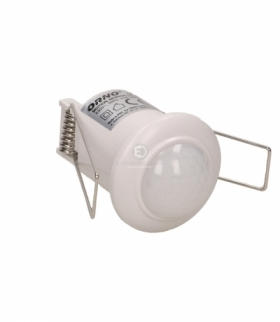 Czujnik ruchu i obecności 360st. IP20, 800W, do sufitów podwieszanych, mini Orno OR-CR-257