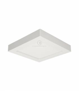 Oprawa LETI LED natynk. downlight 18W,4000K, biała
