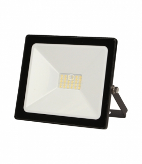 LEDO LED, naświetlacz, 20W, 1600lm, IP65, 4000K, czarny Orno OR-NL-6080BL4